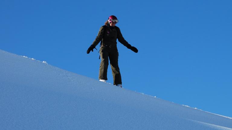 Over mij Jacolien Snowboard